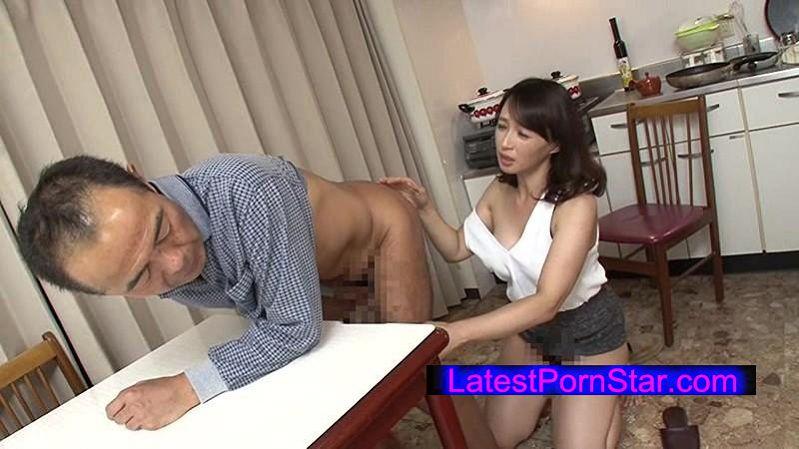 [DDU-038] 淫猥な手コキで僕たち家族を抜きまくるドスケベレンタルおばさん。 安野由美