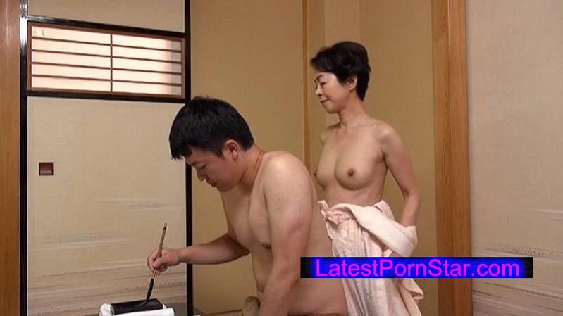 [HKD-097] 筆オナニーと筆おろしが好きな書道の先生 藍川京子