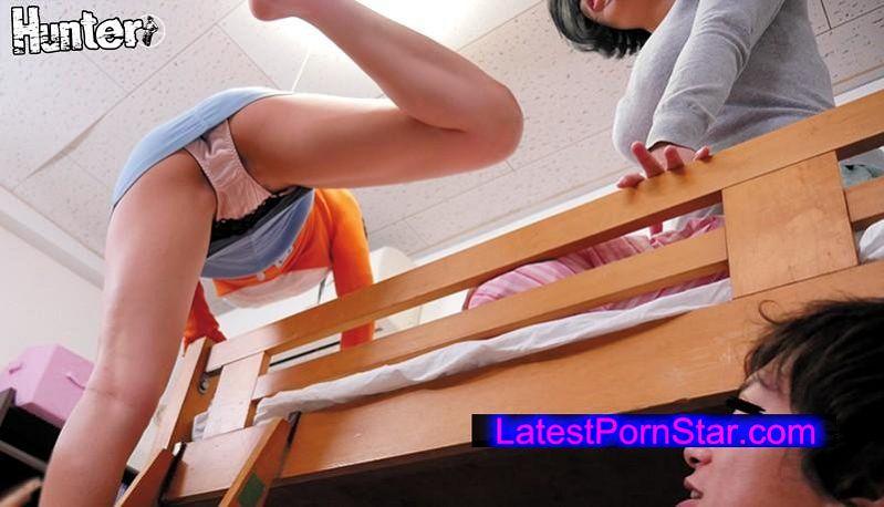 [HUNTA-221] ショック! 中学まではペチャパイだったお姉ちゃんが●校生になった途端に巨乳になったと思ったら、地元でかなり有名なヤリマンになっていた!当然、巨乳でヤリマンの友達は巨乳でヤリマンだから姉の部屋(ボクと相部屋)に遊びに来ては二段ベッドの上からエッチにボクを…