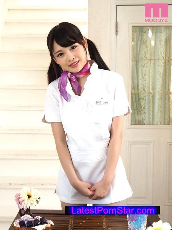 [MIAD-985] 美少女が微乳とパイパンで御奉仕する快感つるぺたエステ 跡美しゅり