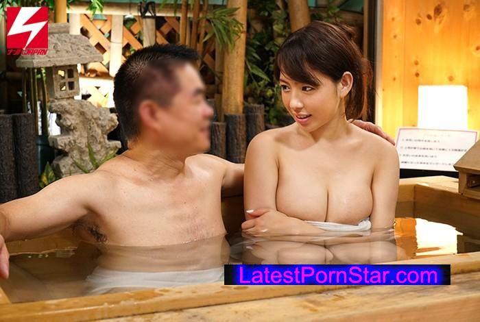 [NNPJ-210] オフィス街で外回り中の男上司と女部下に『歳の差を埋めるには混浴が一番だって知っていますか?良かったら広いお風呂でお互いの信頼関係を深めませんか?』とナンパしたら、仲良くなりすぎてセックスまでしちゃってました。Vol.2