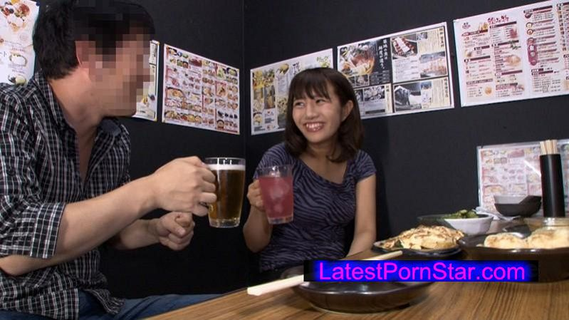 [SABA-237] 素人口説きライブ中継 居酒屋個室から 4
