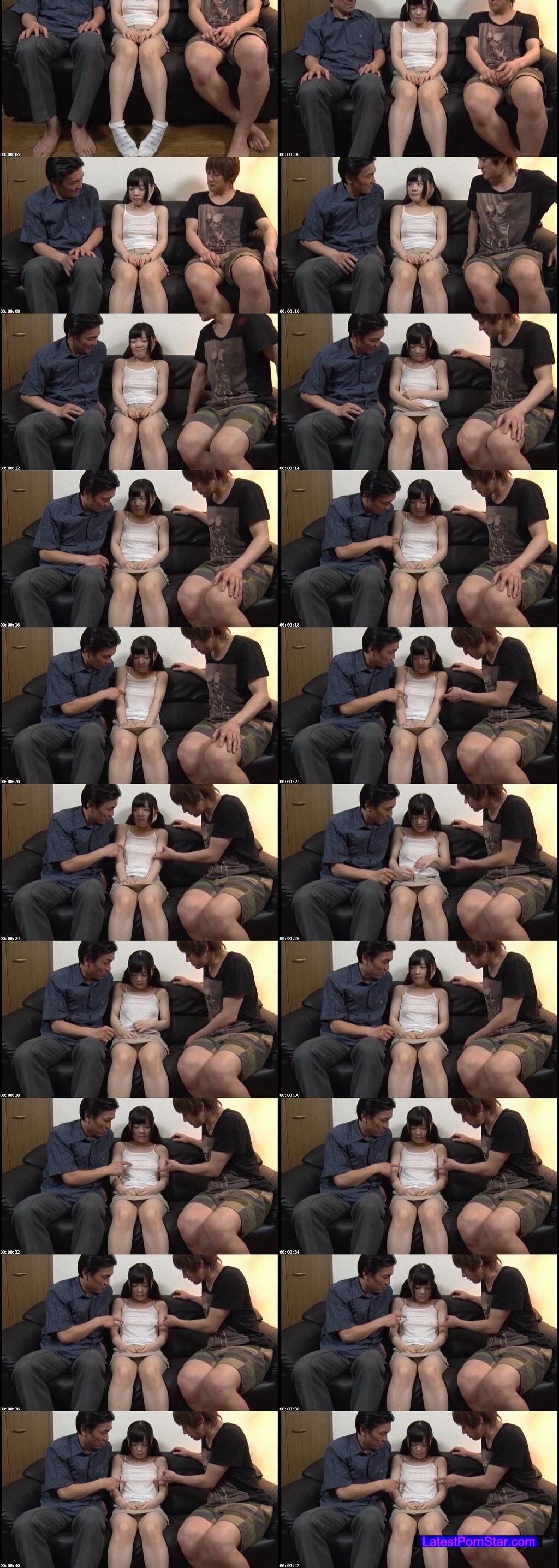 [SHIC-040] 思春期特有のとんがりおっぱいの女子と性交 青島かえで