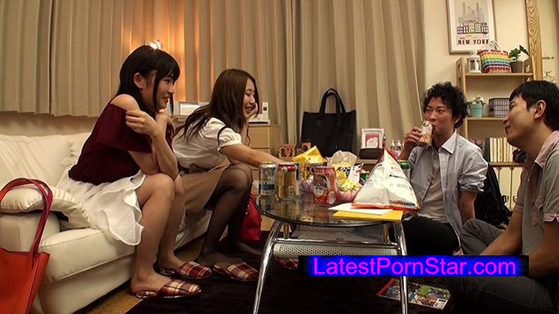 [SIS-051] 隣の部屋にいる姉と女友達2人は弟の僕と友人にSEXさせてくれるか? Vol.02