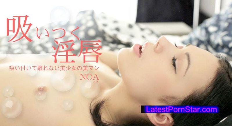 金8天国 1601 吸いつく淫唇 吸い付いては離れない美少女の美マン NOA / ノア