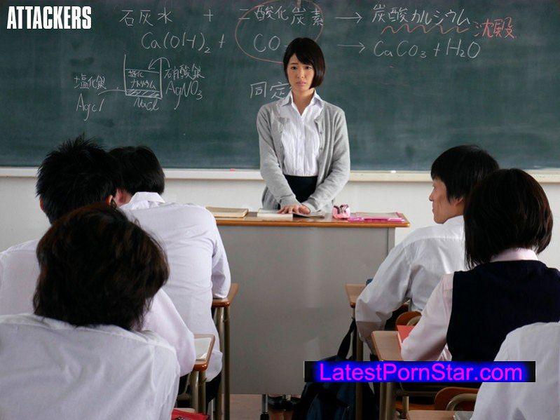 [ADN-132] 女教師玩具化計画 川上奈々美