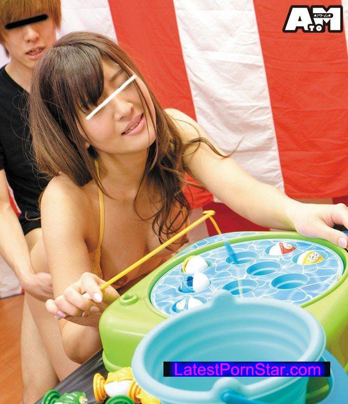[ATOM-288] 素人限定!ぷるるん巨乳で高額賞金を釣り上げろ!おっぱいフィッシングゲーム