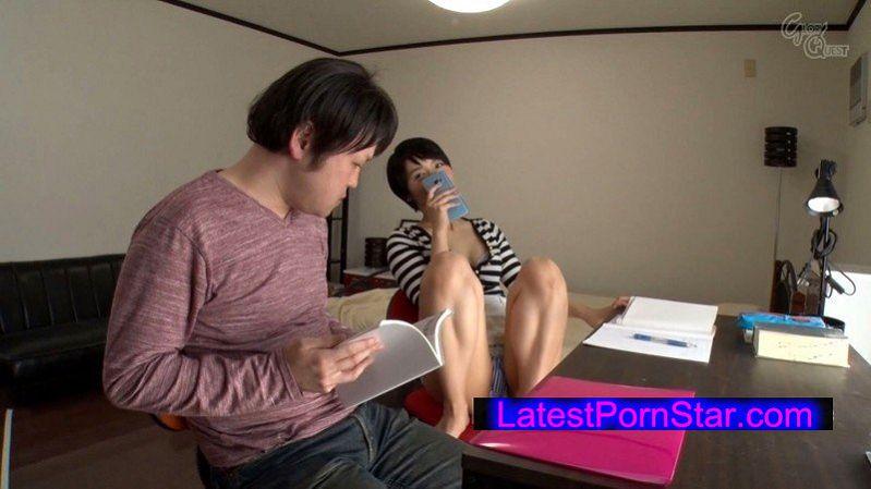 [GVG-532] 勉強嫌いな受験生が親に無理矢理つけられた家庭教師を挑発してクビにするためのビデオ1 向井藍