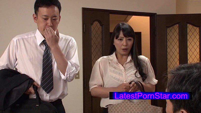 [NTRD-058] ネトラレーゼ 妻が再婚した連れ子と実の息子に寝盗られた話し。 村上凉子