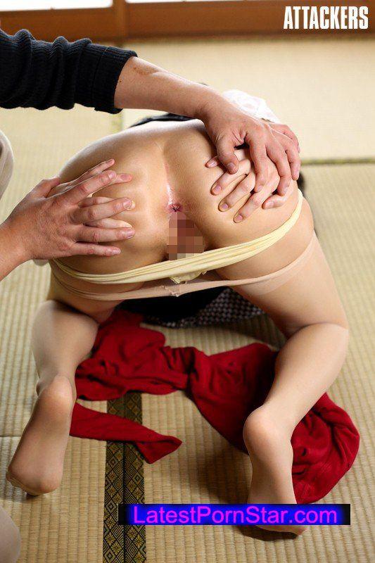 [SHKD-753] お尻の穴まで犯されて…。 西田カリナ