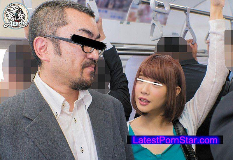 [AP-459] 『依頼』痴漢 ~私の目の前で愛する妻を痴漢してください~
