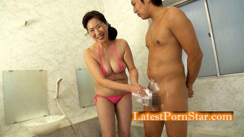 [GOJU-021] 五十路熟女にチ●ポ洗ってもらっちゃいました!