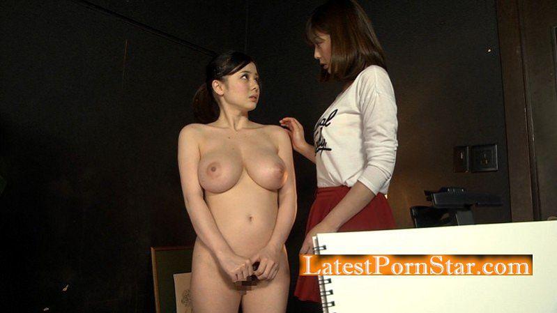 [HD][AUKG-395] レズビアンホームレス ~ヌードモデルに誘われた巨乳ボンビーガール~ 卯水咲流 吉川あいみ