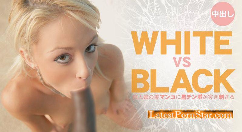 金8天国 1766 白人娘の美マ〇コに黒チンポが突き刺さる WHITE&BLACK Britney Angel / ブリトニー