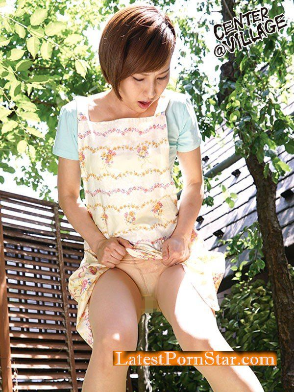 [HD][HONE-217] 青空失禁!!おもらし母 三上千夏