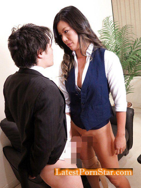 [HD][MLW-2186] 元ヤン アラフォー ヤンキーOLの逆セクハラオフィス 「早く、チ○ポ出せよ!」 片瀬仁美