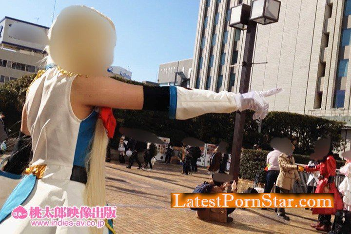 [HD][YMDD-100] オフパコ!vol.1 コスプレ会場でヤレそうな巨乳レイヤーを個撮とダマして種付プレス! 若槻美香