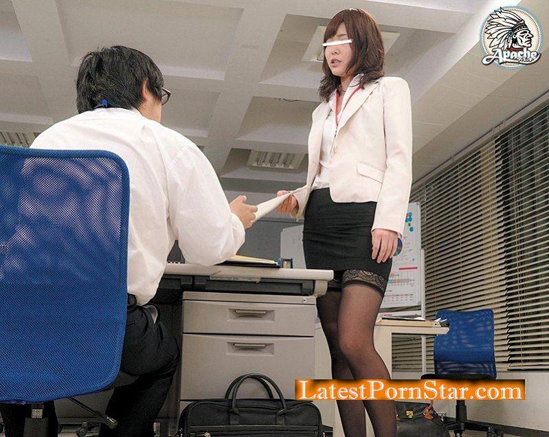 [AP-496] 残業OL暗闇拘束目隠しイカせ痴漢 電気を消して気の強い女上司を目隠し拘束!誰にヤラれているのも分からないくせに口では強がる女上司を痙攣するほどイカせ続けろ!!