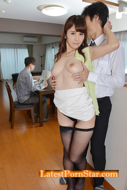 [AQSH-014] うちの妻が寝取られました。 昇進のために上司に妻を寝取らせたら発情しすぎて上司の中出しペットになってしまいました 池田咲