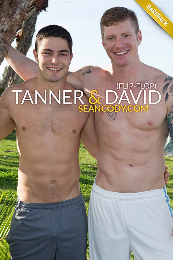 SeanCody – David & Tanner (Bareback Flip-Flop)
