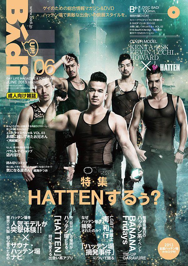 Badi – バディ2013年6月号 (Disc BAdi 2013-06)