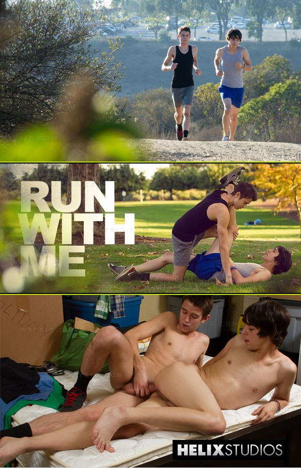 HelixStudios – Run with Me (Evan Parker & Matthew Keading)