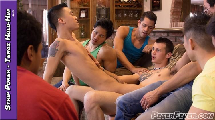 PeterFever – Strip Poker – Texas Hold Him