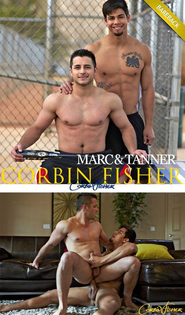 CorbinFisher – Marc & Tanner Fuck (Bareback)