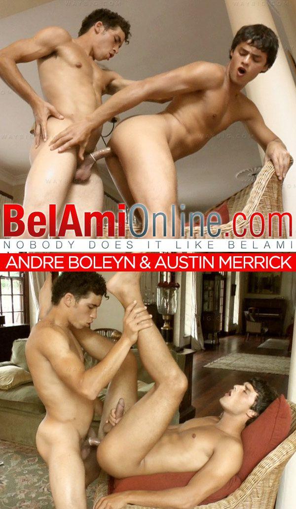 BelAmiOnline – Andre Boleyn & Austin Merrick (2014)