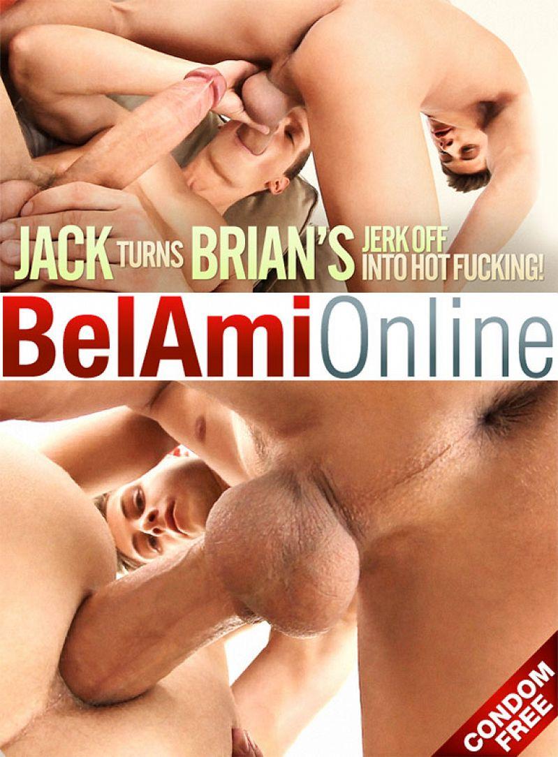 BelAmiOnline – Jack Harrer & Brian Jovovich (BAREBACK)