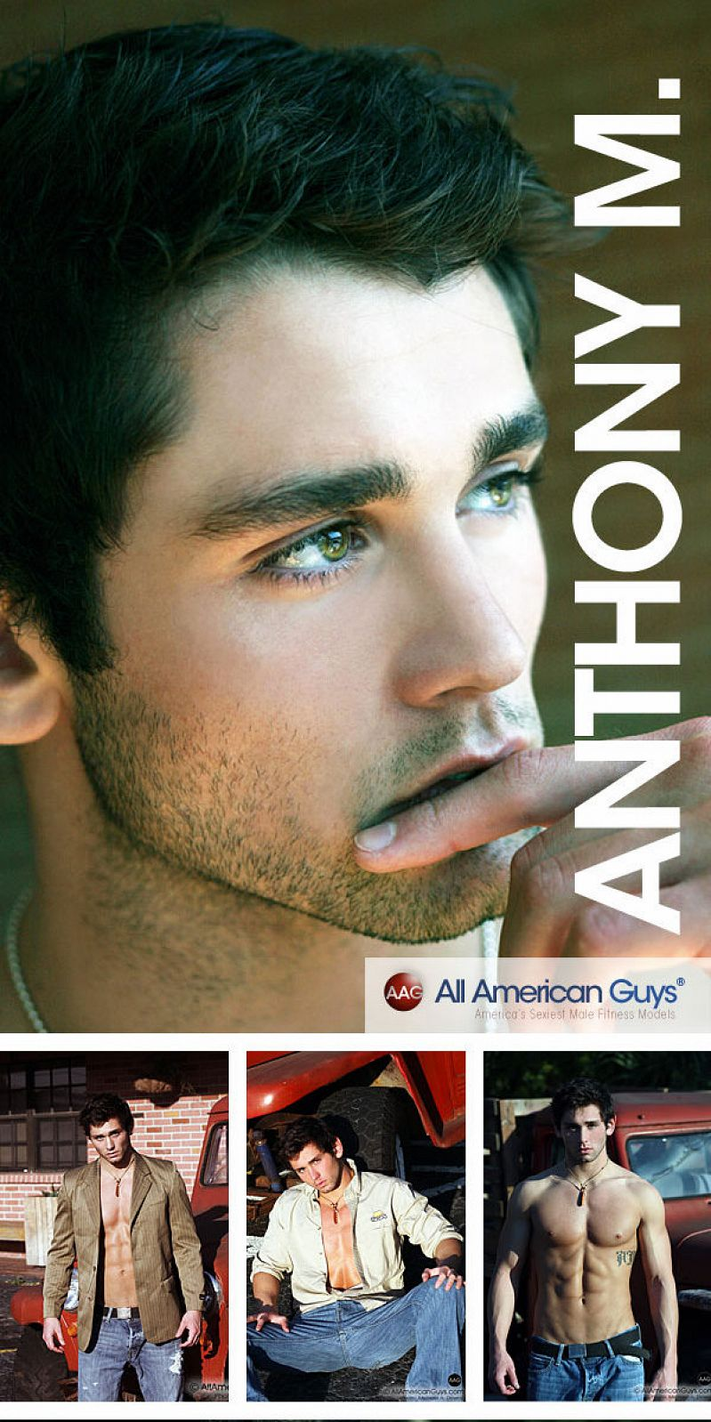 AllAmericanGuys – Anthony M.