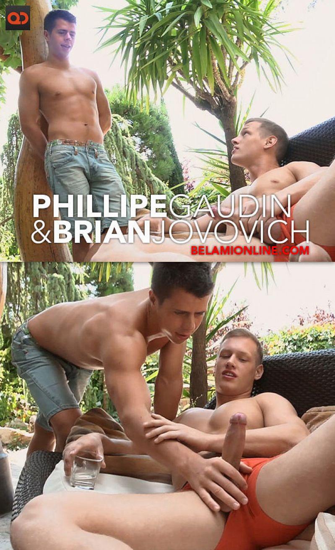 BelAmiOnline – Phillipe Gaudin & Brian Jovovich (Bareback)