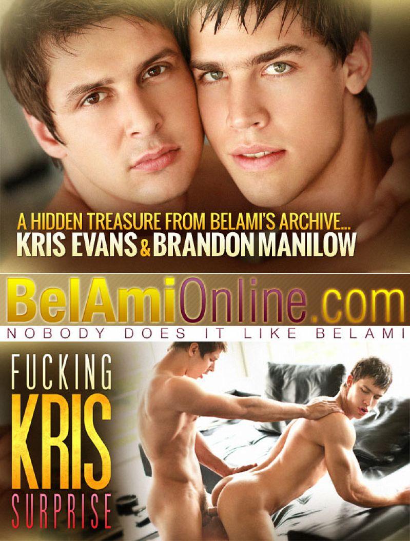 BelAmiOnline – Kris Evans & Brandon Manilow (Condom Archive)