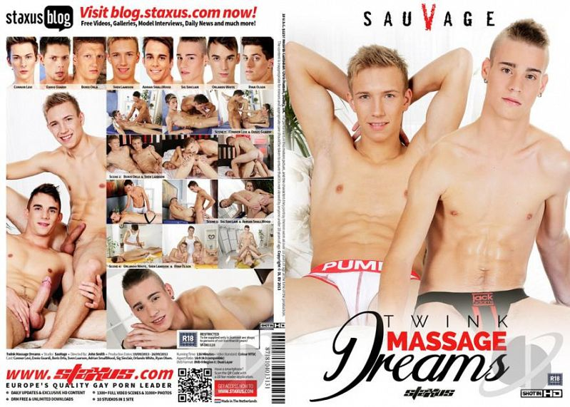 Staxus – Twink Massage Dreams