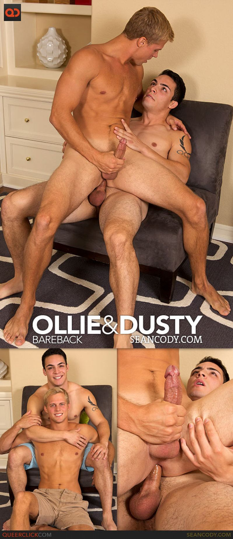 SeanCody – Ollie and Dusty Bareback