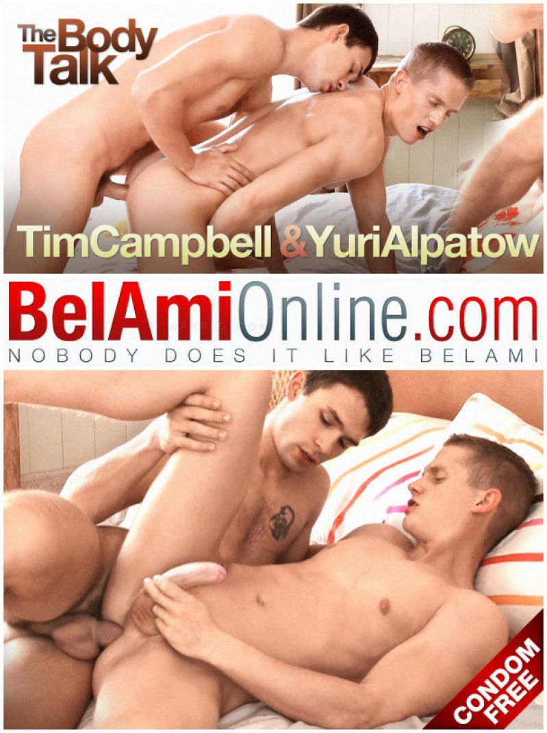 BelAmiOnline – Yuri Alpatow & Tim Campbell (Bareback)
