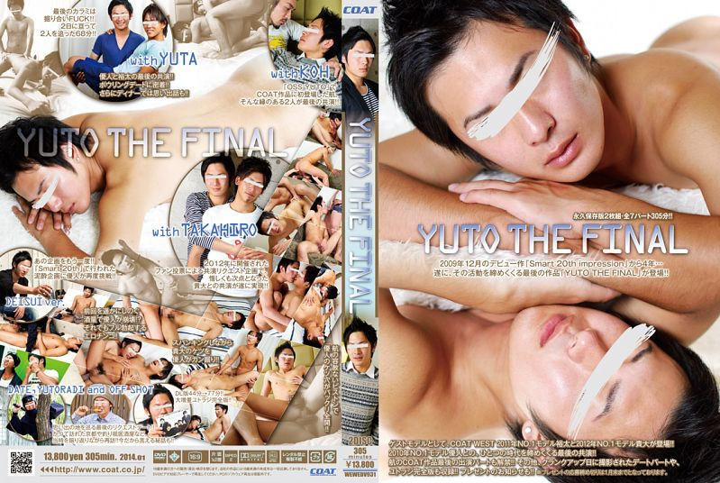 COAT WEST – YUTO THE FINAL