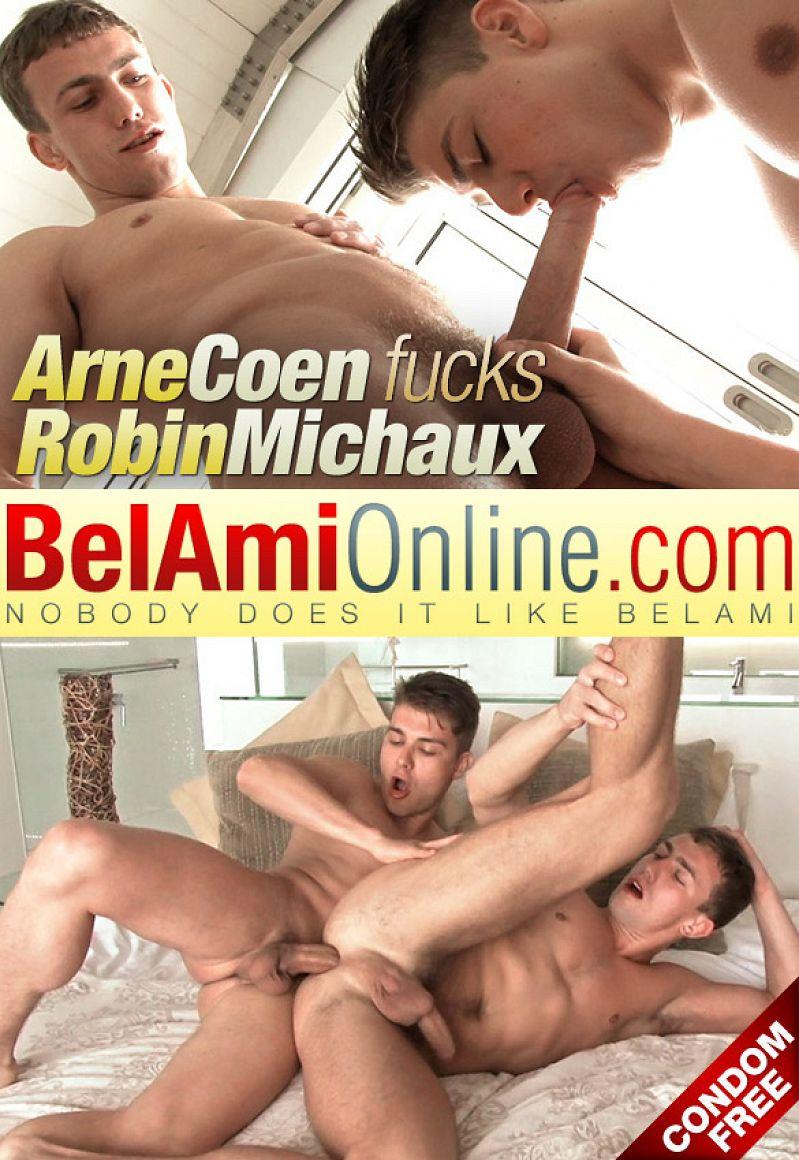 BelAmiOnline – Arne Coen fucks Robin Michaux