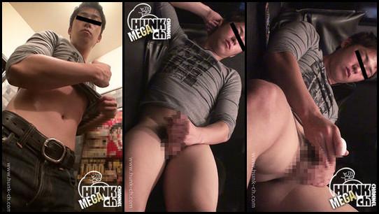 HUNK CHANNEL – BOY-211– 短髪爽やかノンケをビデボに連れ込む