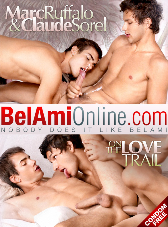 BelAmiOnline – Marc Ruffalo fucks Claude Sorel raw