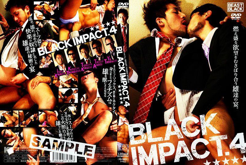 BEAST – BLACK IMPACT 4