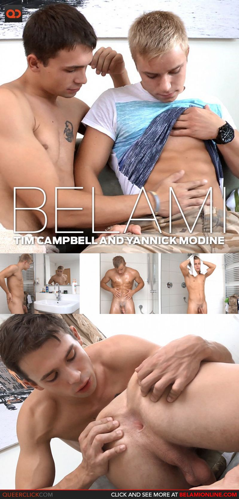 BelAmiOnline – Tim Campbell and Yannick Modine