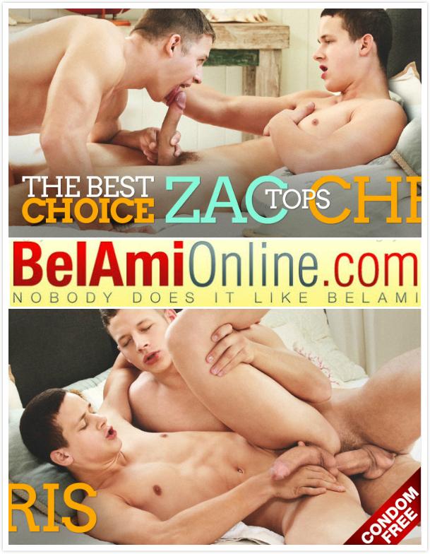 BelAmiOnline – Zac DeHaan & Chris Hoyt