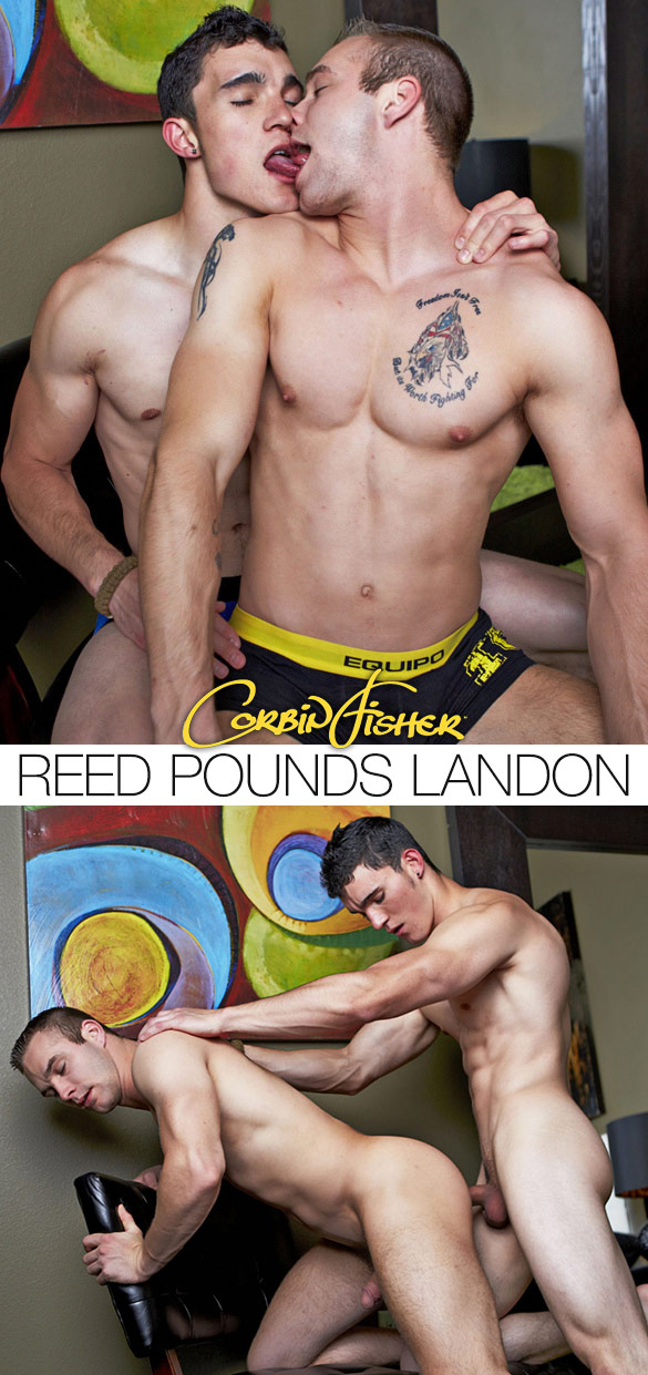 CorbinFisher – Reed barebacks Landon