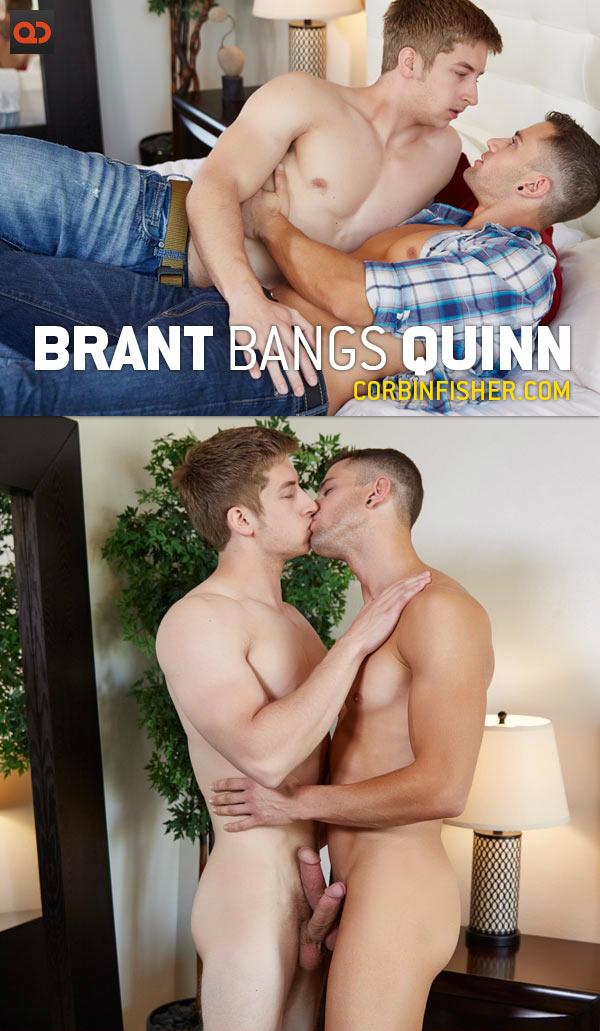 CorbinFisher – Brant Bangs Quinn