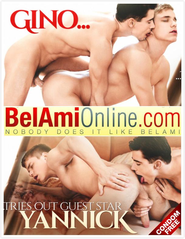 BelAmiOnline – Gino Mosca & Yannick Modine (Bareback)