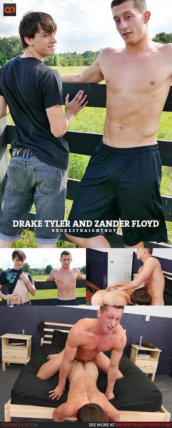 BrokeStraightBoys – Drake Tyler and Zander Floyd