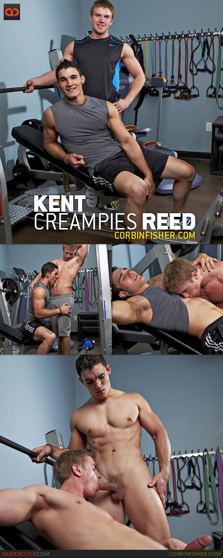 CorbinFisher – Kent Creampies Reed