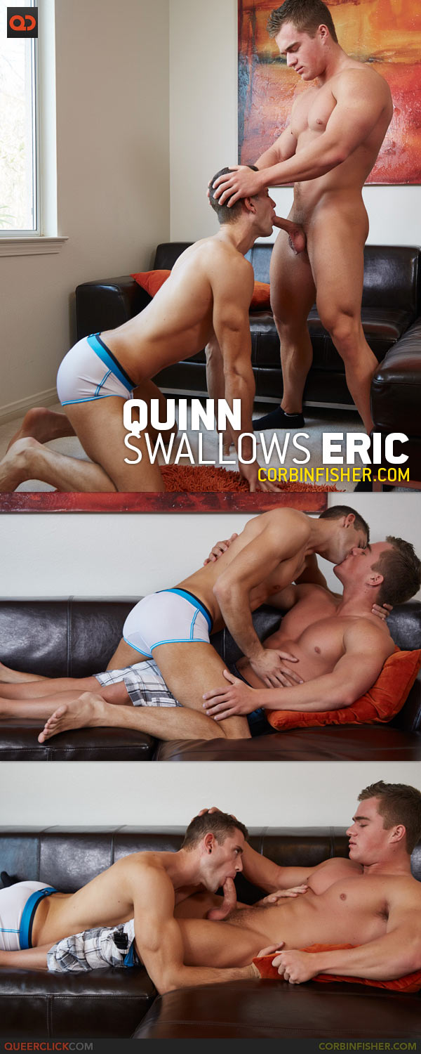 CorbinFisher – Quinn Swallows Eric