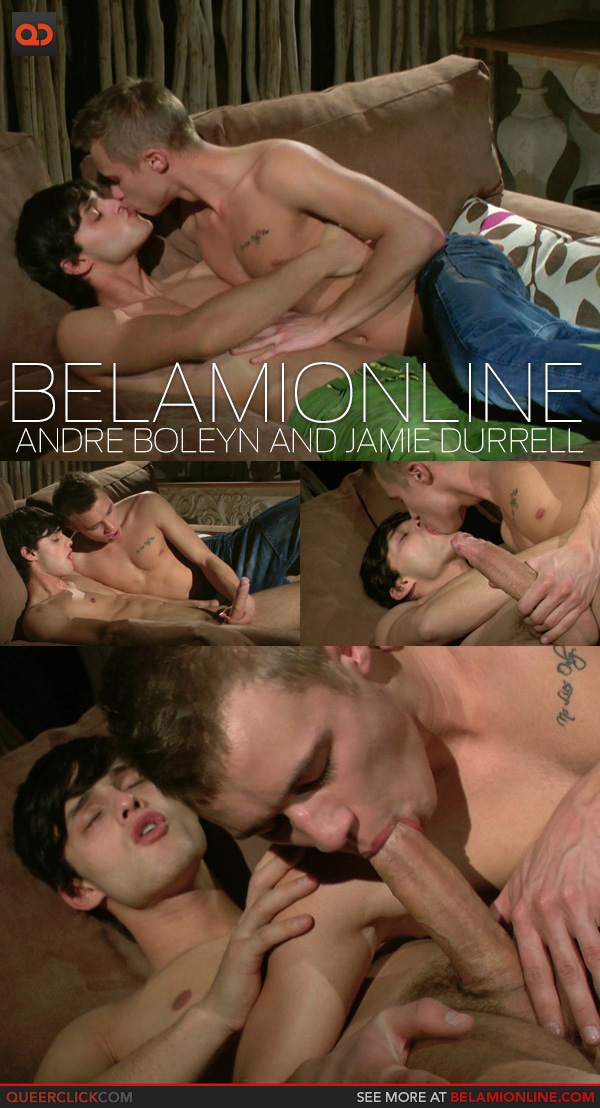 BelAmiOnline – Andre Boleyn and Jamie Durrell